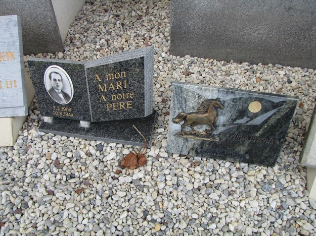 Polski cmentarz w Normandii /Marek Gładysz /RMF FM