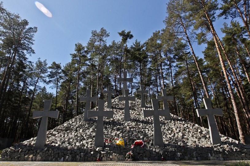 Polski Cmentarz Wojenny w Kijowie-Bykowni /Ukrafoto/EastNews /East News