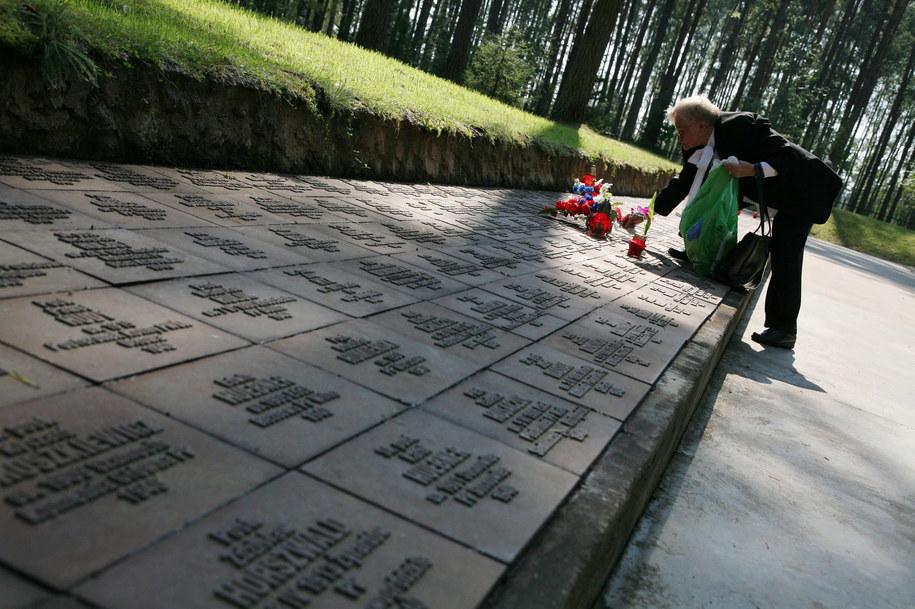Polski cmentarz wojenny w Miednoje (zdj. arch.) /Paweł Supernak /PAP