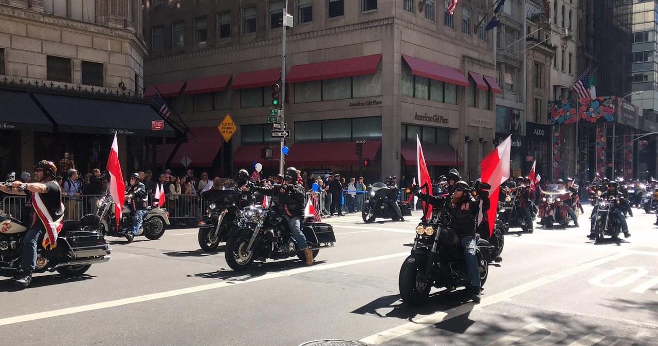 Polski dzień w USA. Ulicami Nowego Jorku przeszła Parada Pułaskiego