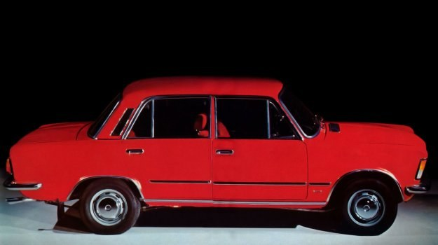 Polski Fiat 125 P /FSO