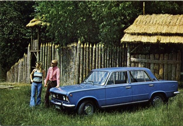 Polski Fiat 125p /Archiwum Tomasza Szczerbickiego