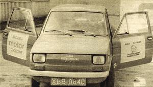 """Polski Fiat 126p/650 - test """"Motoru"""""""
