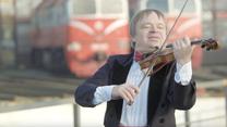 Polski hymn na siedem lokomotyw! Wzruszające życzenia od Kolei Litewskich