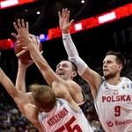 Polski kosz idzie w górę