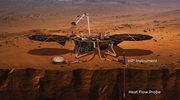 Polski Kret ma dziś stanąć na powierzchni Marsa
