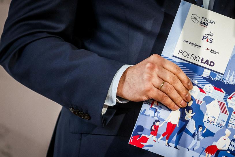 Polski Ład. Duże zmiany w rządowym programie / Karolina Misztal /Reporter