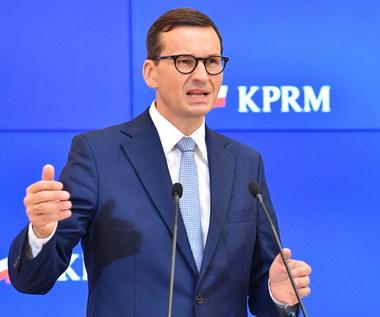 Polski Ład. Morawiecki: Historyczna obniżka podatków