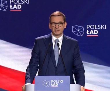 Polski Ład. Morawiecki zapowiada 10 projektów w 100 dni