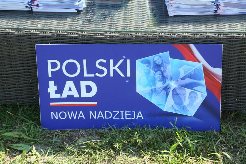 Polski Ład /Paweł Wodzyński /Agencja SE/East News