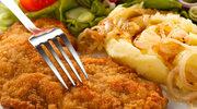 Polski obiad? Jego podstawą nadal mięso i ziemniaki