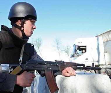 Polski oficer wśród zatrzymanych przez separatystów na Ukrainie