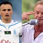 Polski piłkarz lekceważąco o Stingu