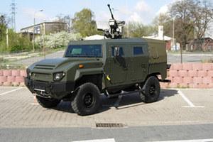 Polski pojazd lepszy od Hummera?