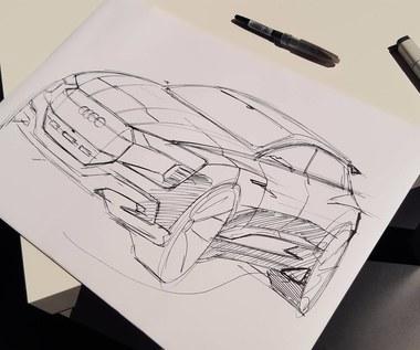 Polski projektant Audi. Zaczynam od kartki papieru
