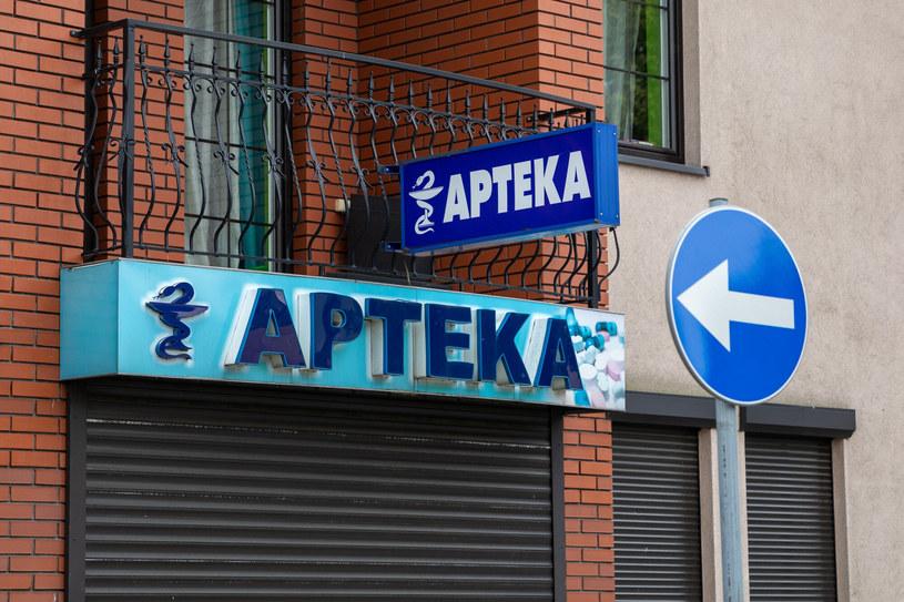 Polski rynek apteczny jest mocno regulowany. Czy to dobrze? /Leszek Kowalski/REPORTER /Reporter