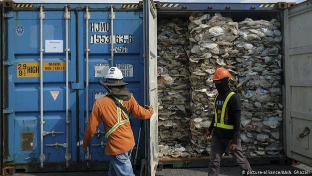 Polski rynek odpadów szybko się rozwija dzięki unijnym dyrektywom dotyczących ich recyklingu /Deutsche Welle