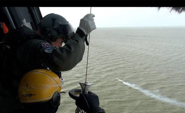 """Polski statek """"Miętus"""" zatonął na Bałtyku. Uratowano 16 osób. """"Potężne uderzenie"""""""