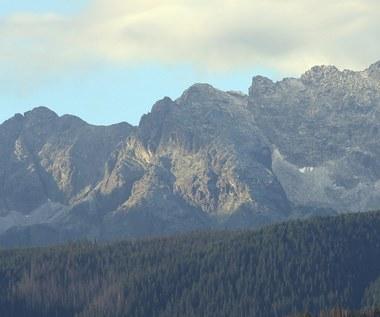 Polski turysta zginął w słowackich Tatrach. Schodził w niedozwolonym miejscu
