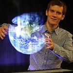 Polski wynalazek - ekran wyświetlający hologramy