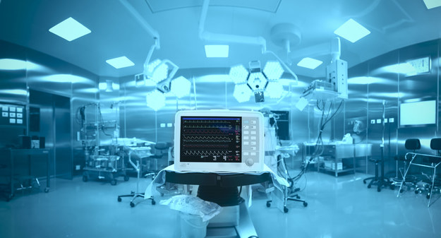 Polski zabieg przeszczepu narządów szyi okazał się operacją roku /123RF/PICSEL