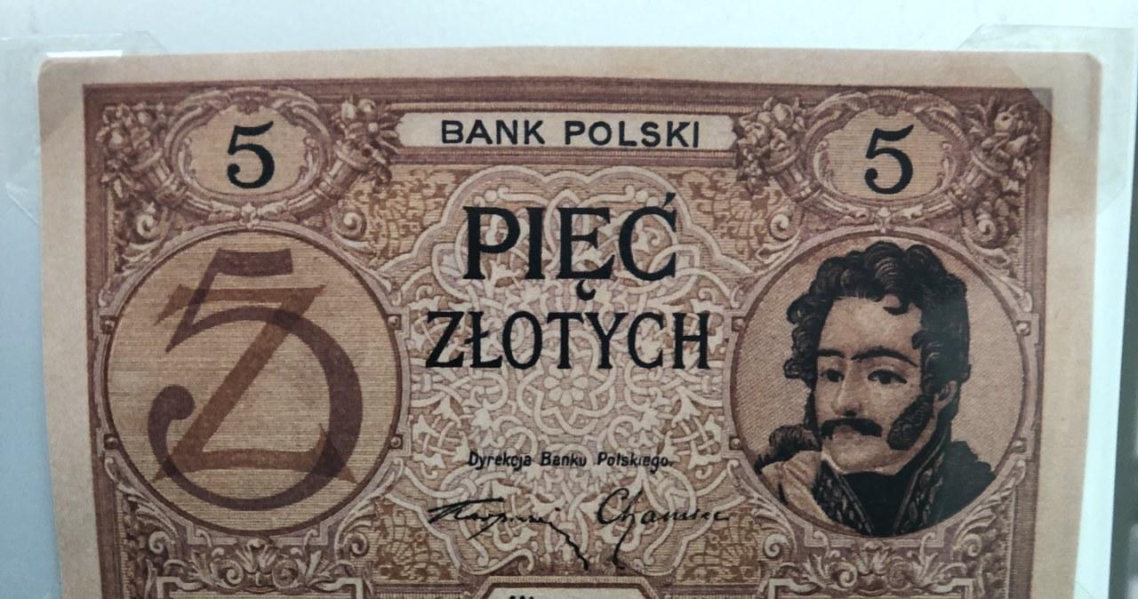 Polski złoty świętuje dzisiaj setne urodziny