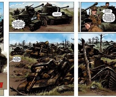 Polskie, drukowane wydanie komiksu oraz puzzle z World of Tanks i World of Warships