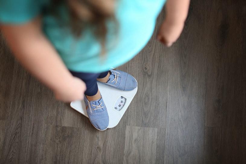 Polskie dzieci uważane są za najszybciej tyjące na starym kontynencie /123RF/PICSEL