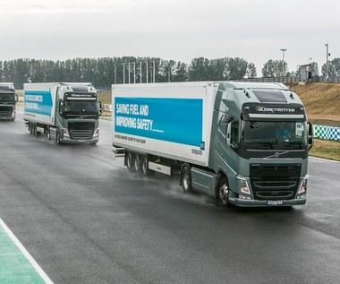 Polskie firmy chcą autonomicznych ciężarówek