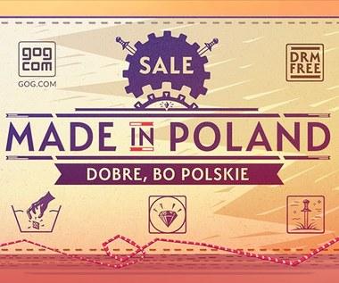 Polskie gry do 90% taniej na GOG.COM