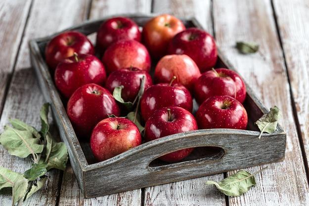 Polskie jabłka sprzedane /©123RF/PICSEL