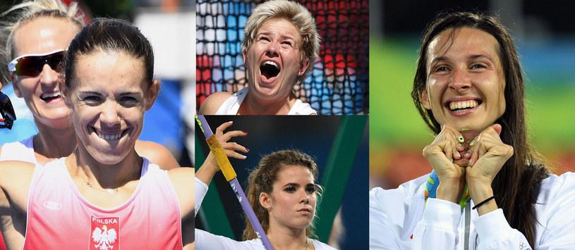 Polskie kobiety wypadły w Rio zdecydowanie lepiej niż mężczyźni /AFP