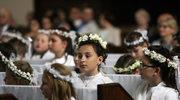 Polskie komunie wystawne jak... ślub