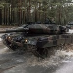 Polskie Leopardy wyjechały na poligon