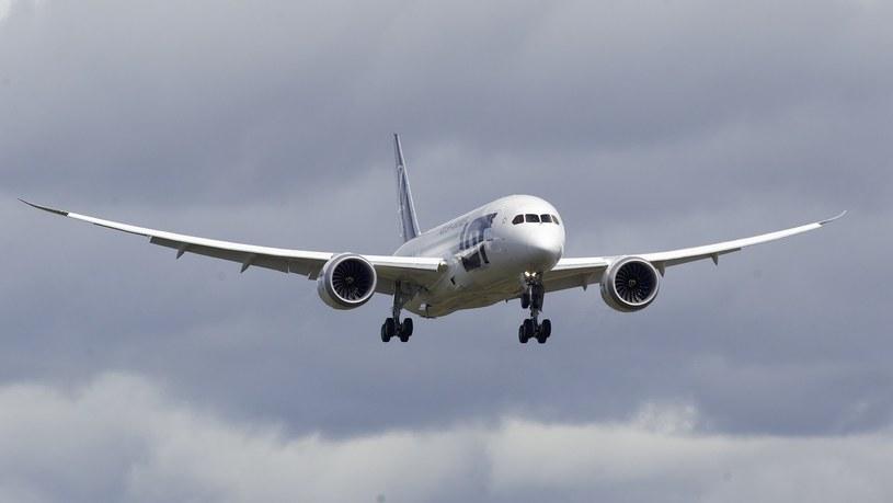 Polskie Linie Lotnicze odwołałyrejsy do Monachium i Frankfurtu /AFP