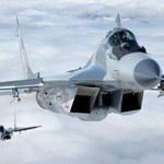 Polskie myśliwce znów na pierwszej linii zimnego konfliktu z Rosją