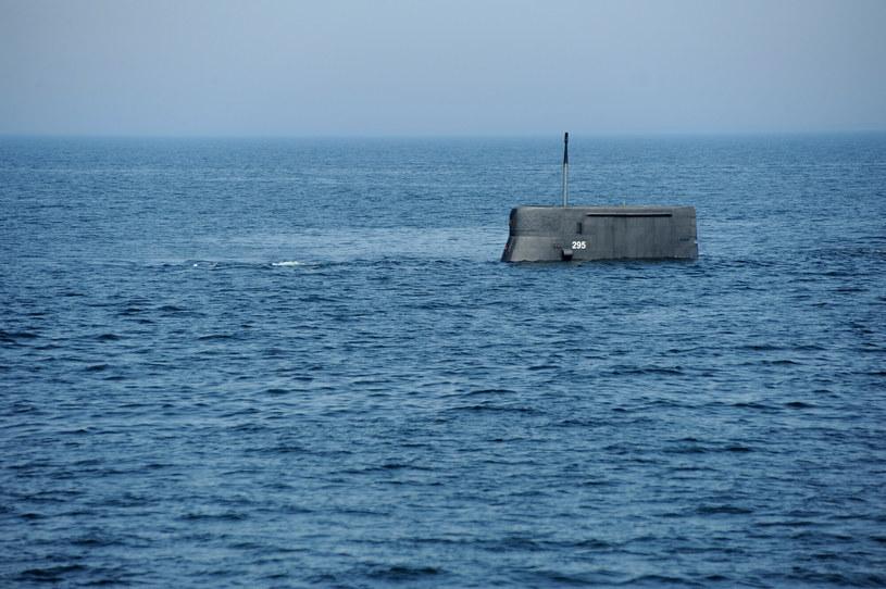 Polskie okręty podwodne są w tak złym stanie, że zwykłe zanurzenie jest wielkim wydarzeniem /Wojciech Strożyk REPORTER /East News
