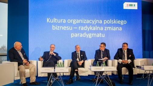Polskie przedsiębiorstwa muszą pracować nad kulturą organizacji