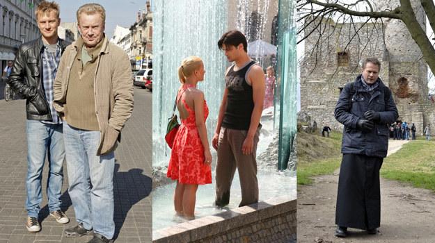 Polskie seriale promują miasta, w których są kręcone i przyciągają do nich tłumy turystów /Baranowski, Żukowski, Gałązka /AKPA
