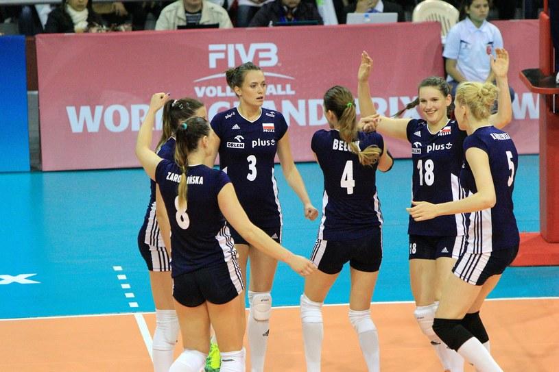 Polskie siatkarki mają na koncie komplet zwycięstw /www.fivb.org