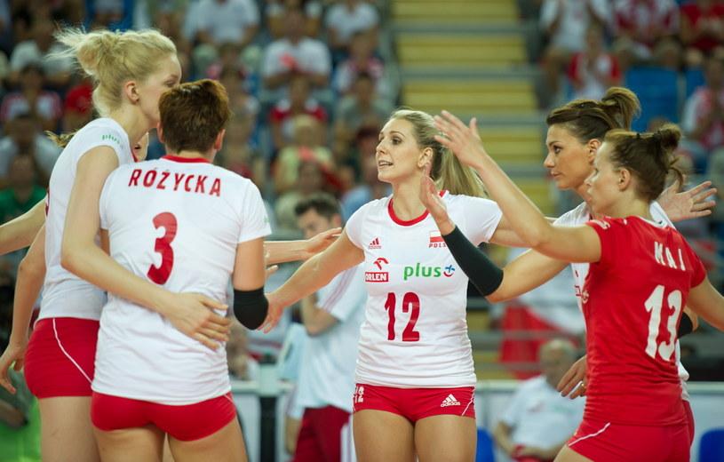 Polskie siatkarki wygrały do tej pory tylko jeden mecz w obecnej edycji WGP /Fot. Grzegorz Michałowski /PAP