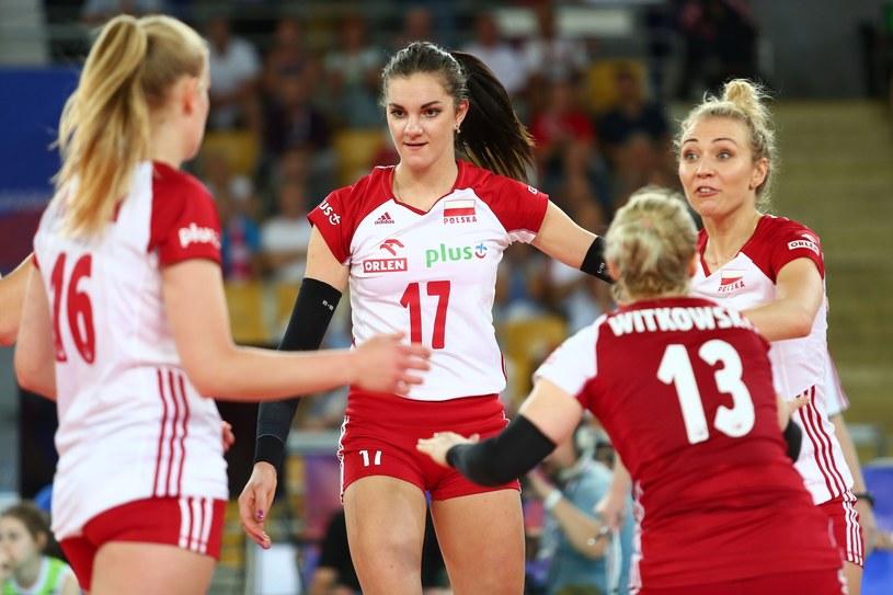 Polskie siatkarki /Piotr Matusewicz /East News