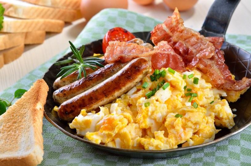 """""""Polskie śniadanie"""" nie jest dla ciebie, jeśli wątroba woła o pomoc /123RF/PICSEL"""