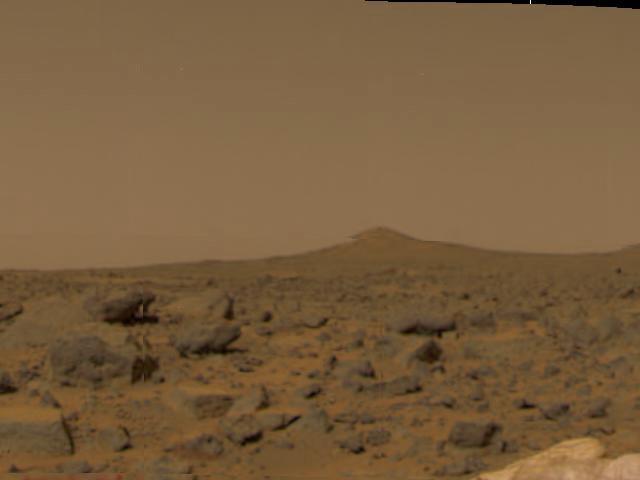 """""""Polskie urządzenia są już na Marsie, i to w dwóch miejscach"""" /NASA /AFP"""