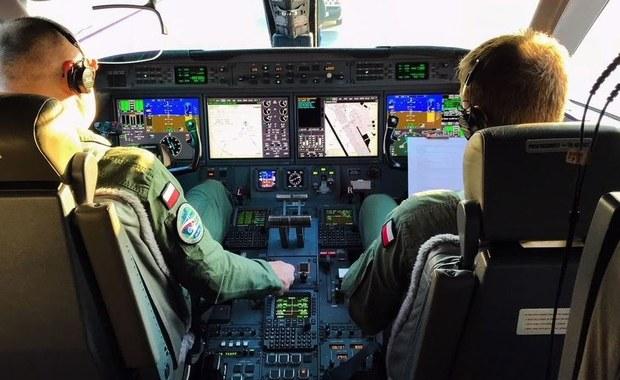 Polskie VIP-y mogą już latać gulfstreamami. Szkolenia pilotów trwały ponad rok