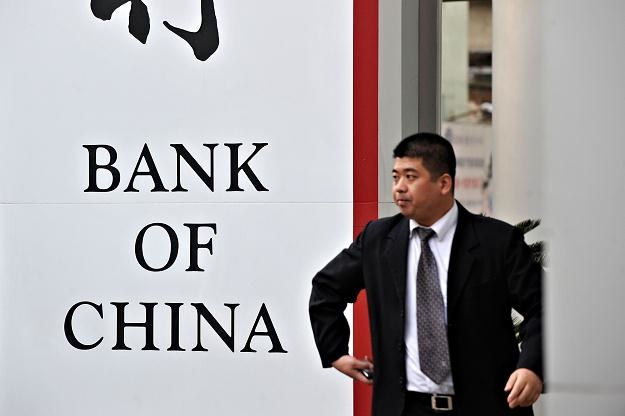 Polskim długiem zainteresował się chiński bank centralny /AFP
