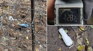 Polsko-białoruska granica. Straż graniczna: Znaleziono atrapę bomby