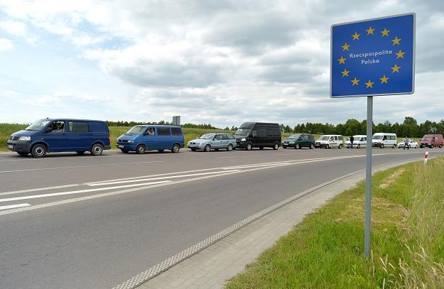 Polsko-ukraińskie przejście graniczne Budomierz - Hruszew /PAP