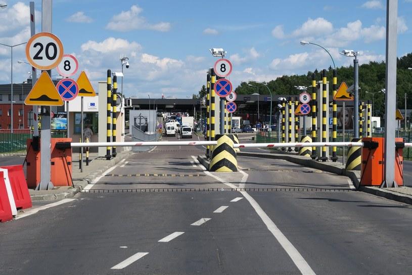 Polsko-ukraińskie przejście graniczne; zdj. ilustracyjne /Tomasz Kawka /East News