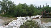 Południe Polski walczy ze skutkami ulew